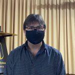 Òscar Labella, professor de música del Col·legi Episcopal de Lleida